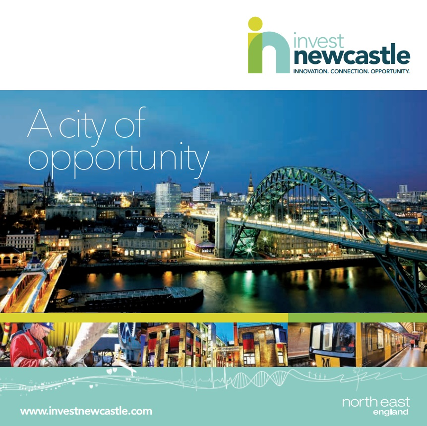 Invest Newcastle Brochure